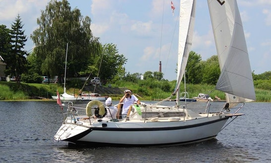 Charter Helena Cruising Monohull In Jelgava, Latvia