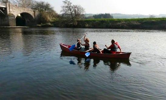 Daily Nouvelle-aquitaine Rivers Canoe Tour