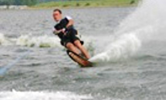 Enjoy Water Skiing In Kortgene, Netherlands