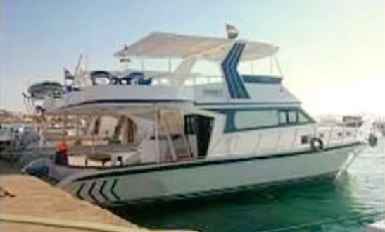 Enjoy Fishing On Cuddy Cabin In Red Sea Governorate, Egypt