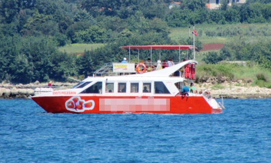 Charter A Power Catamaran In Umag, Croatia