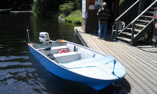 Cabin And Fishing Boat Rental In Greater Madawaska, Ontario