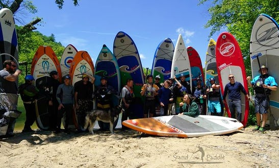 Stand Up Paddleboard Lesson And Tour In Bluffton, South Carolina