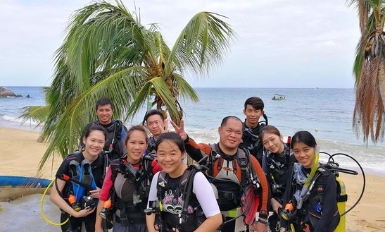 Diving In Mersing