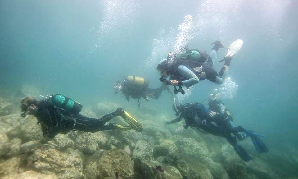 Scuba Diving Trips and Courses in Fuengirola