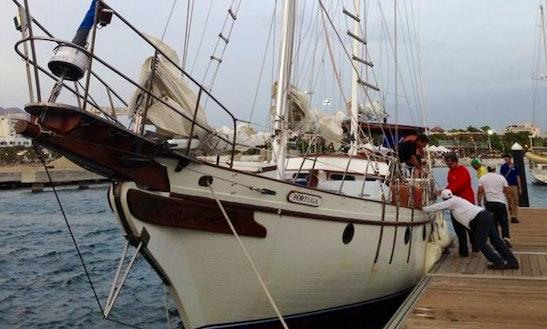 59ft Pies Clasico Santa Marta Sailing Yacht In Cartagena, Bolívar