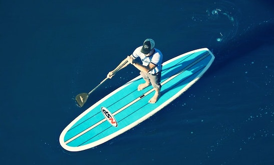 Stand Up Paddleboard Rental In Beaufort, South Carolina