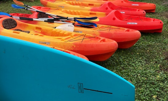 Kayak For Rent In Fernandina Beach