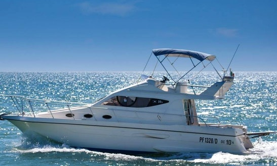 Charter A Motor Yacht In Senigallia, Italy