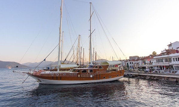 FELTON Gulet Rental in Dodecanese