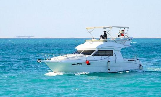 Charter 45' As Marine Luxury Motor Yacht In Dubai, Uae