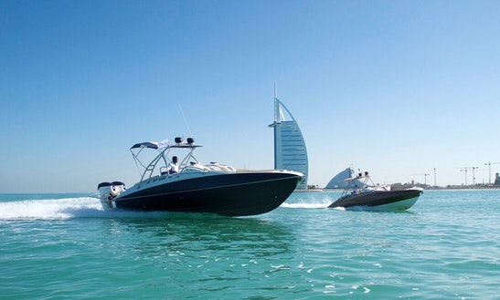 Rent 27' Luxury Motor Yacht In Dubai, Uae