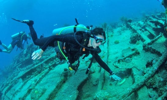 Diving Trips And Courses In Cirkewwa, Malta