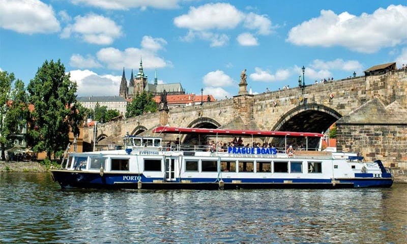 Enjoy River Cruise in Prague, Czech Republic