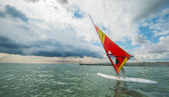 Windsurfing Rental In Großenbrode, Germany