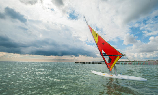 Windsurfing Rental In Großenbrode, Germany