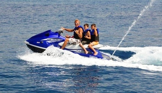 Jet Ski Rental In Muğla, Turkey