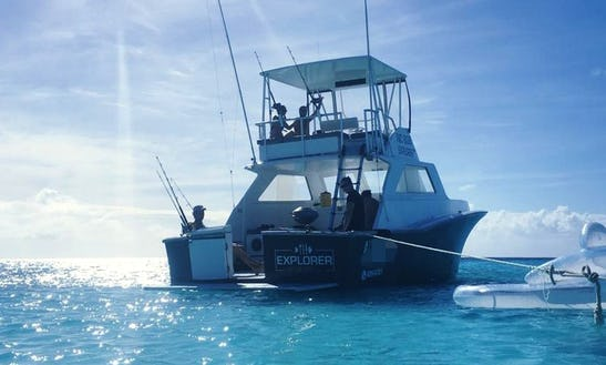 Enjoy Fishing In Willemstad, Curacao On Sport Fisherman
