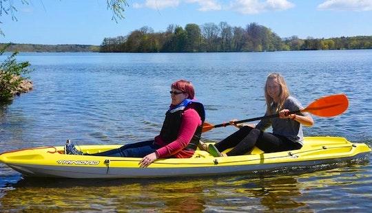 Tandem Kayak Rental In Großenbrode, Germany