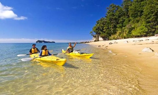 Enjoy Double Kayak Rentals In Banjol, Croatia