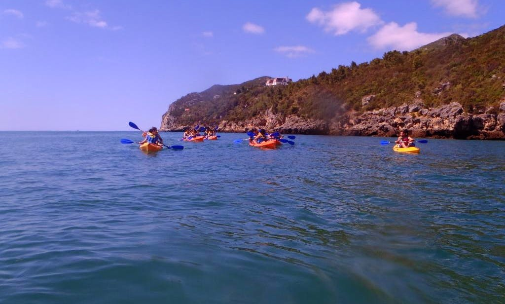 Enjoy Kayak Rentals in Setúbal, Portugal