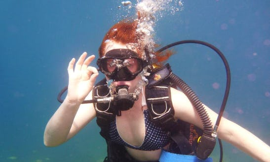 Enjoy Diving During Your Vacation In Antalya, Turkey
