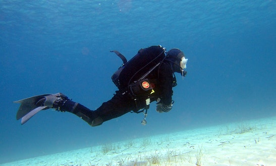 Enjoy Diving Courses In Mellieħa, Malta