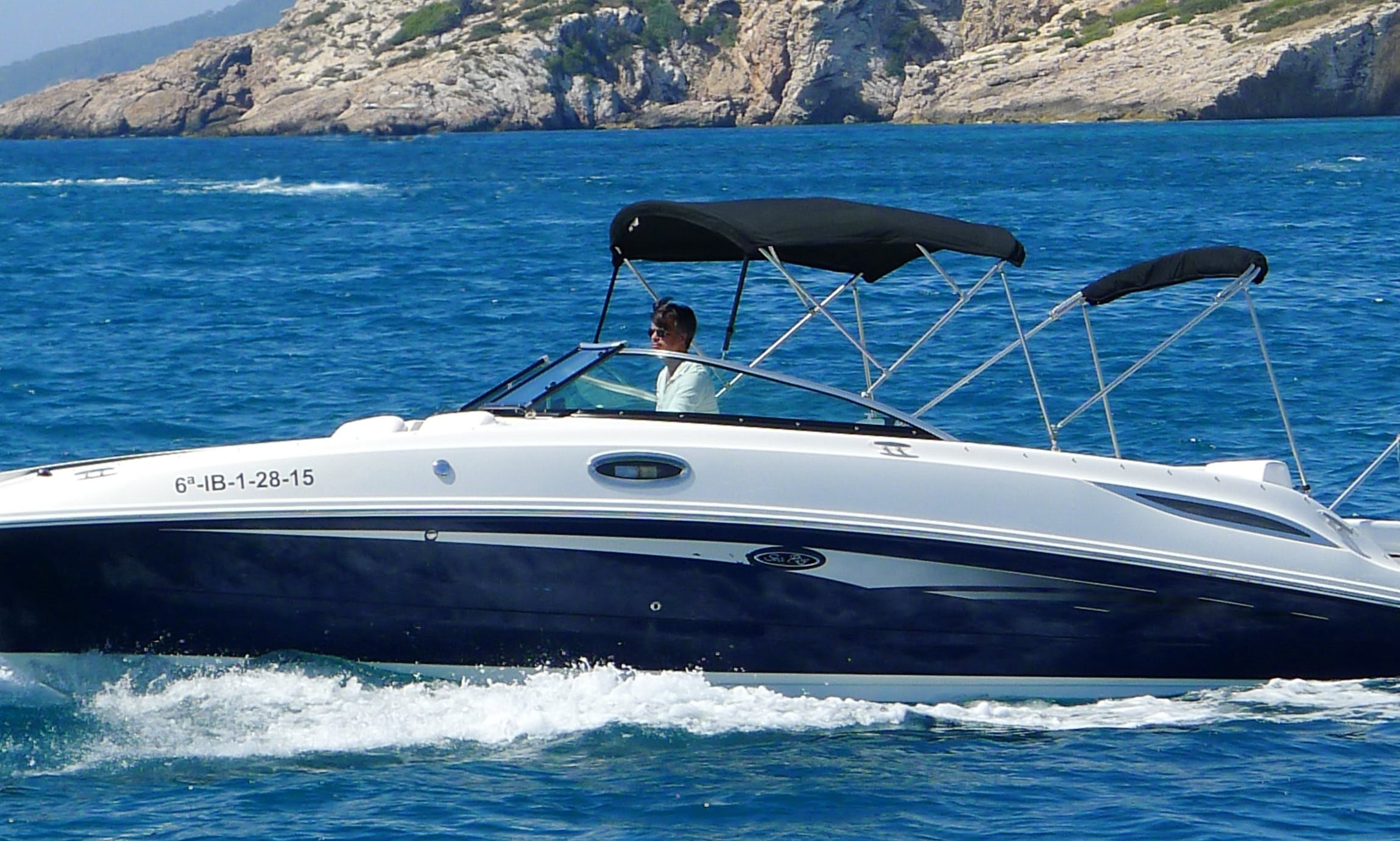 SeaRay 280 Sundeck Charter  Ibiza, Spain