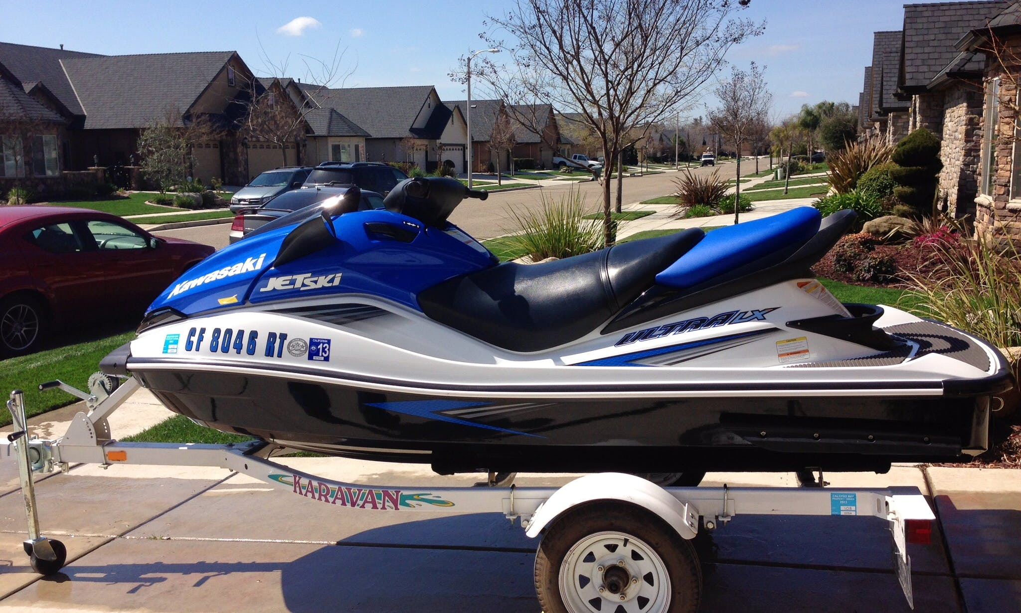 Jet Ski Rental in Clearlake Oaks, California