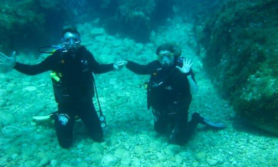 Enjoy Diving In Marsalforn, Malta