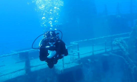 Enjoy Diving Courses In St Pawl Bay, Malta