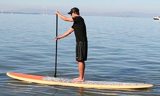 Stand Up Paddleboard Rental In Milford, Massachusetts