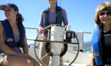 Sailing Lessons In Berkeley, California