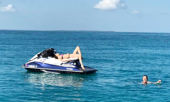 Rent Yamaha Waverunner In Tavernier, Florida