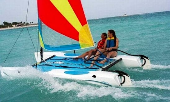 Hobie Cat Rental And Lesson In Noord, Aruba