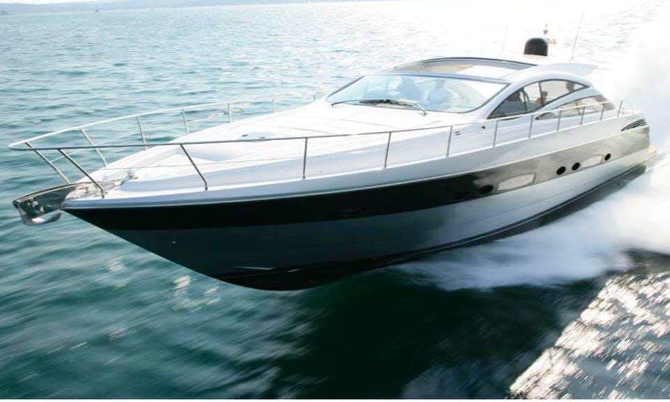 Motor Yacht rental in Mykonos, Ornos