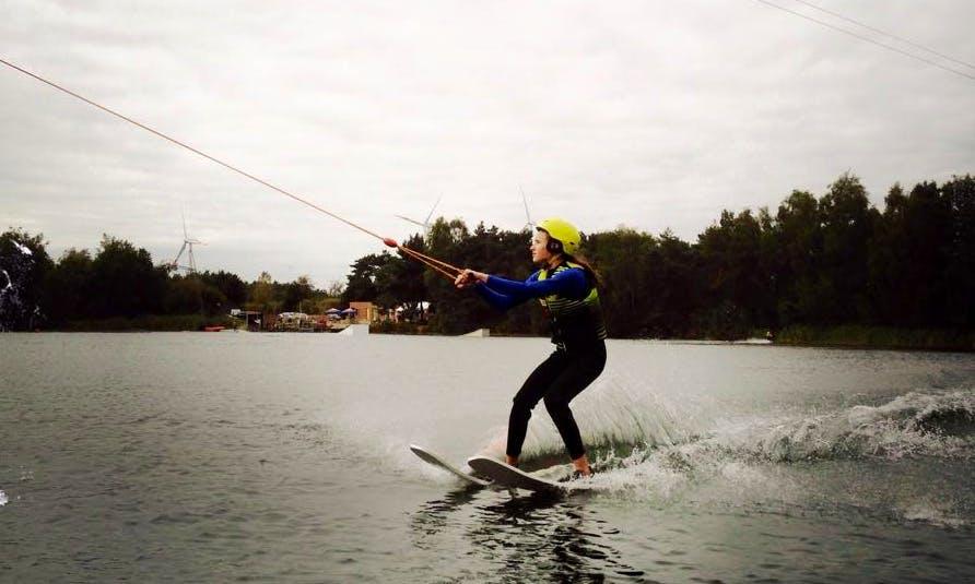 Enjoy Water Skiing in Hoogstraten, Belgium