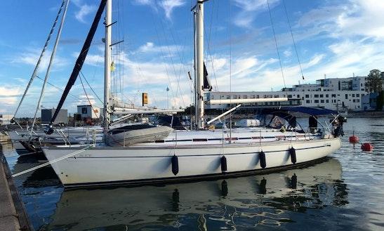 Charter 49' Bavaria Cruising Monohull In Helsingfors, Finland