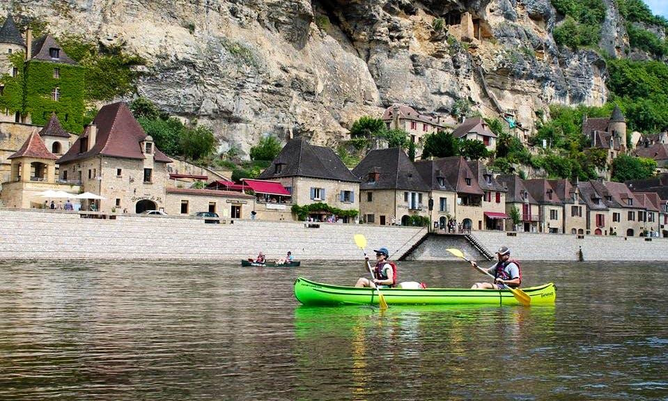 Enjoy Canoe Rentals in Vayrac, France