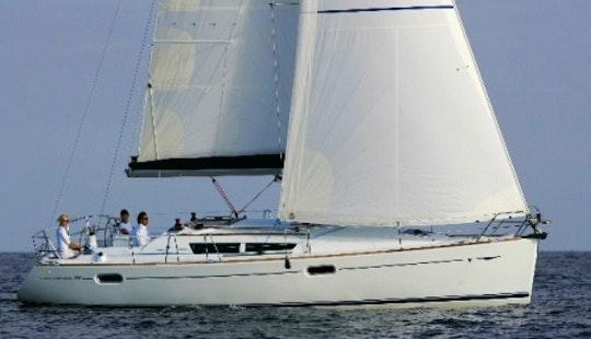 Charter 39' Sun Odyssey Cruising Monohull In Mali Lošinj, Croatia