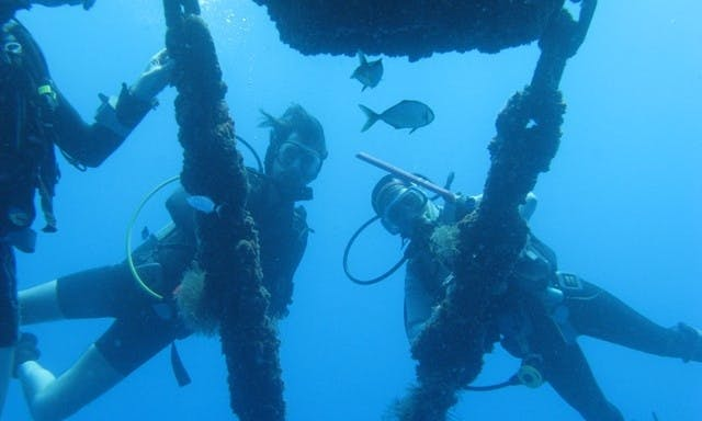 Enjoy the underwater world of Antalya, Turkey