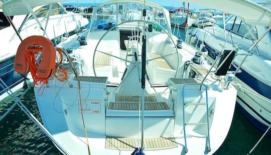 Charter 44' Dufour Cruising Monohull In Mali Lošinj, Croatia