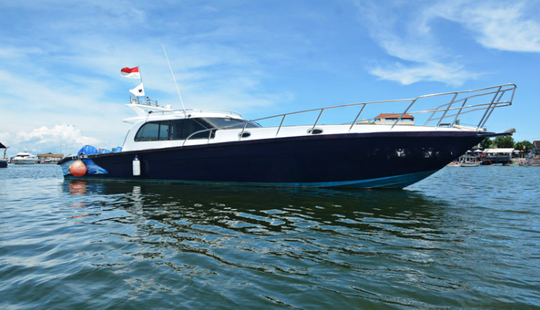 Charter 39' Sakura Dd Lv Motor Yacht In Kuta Selatan, Indonesia