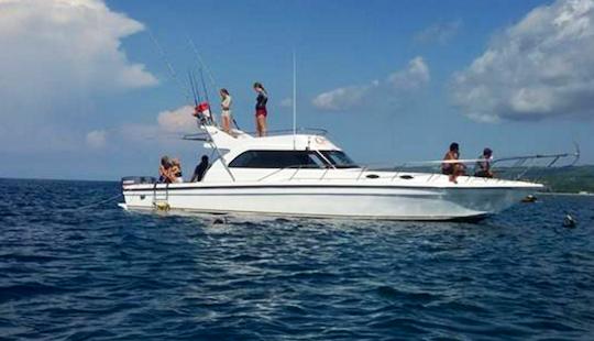 Charter 36' Sakura Bw L Motor Yacht In Kuta Selatan, Indonesia