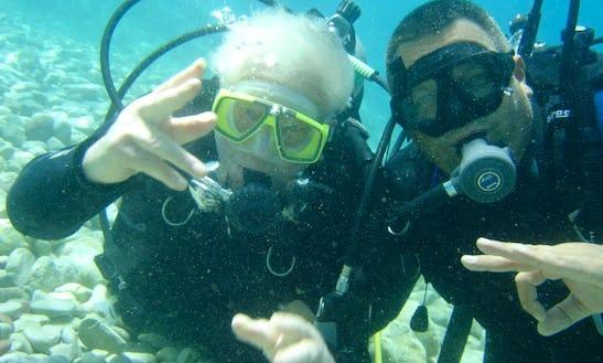 Learn To Scuba Dive In Muğla, Turkey