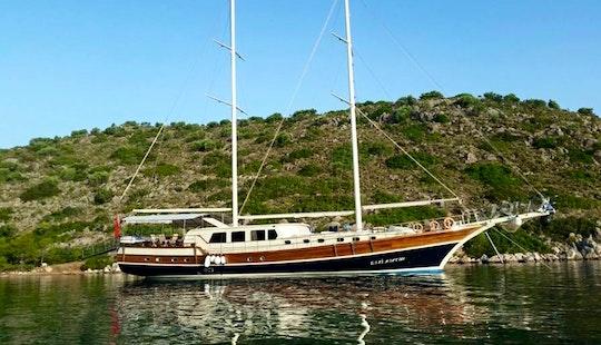 Charter 105' Gulet In Muğla, Turkey