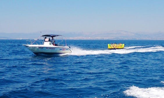 Enjoy Crazy Sofa Rides Adventure In Brac, Croatia