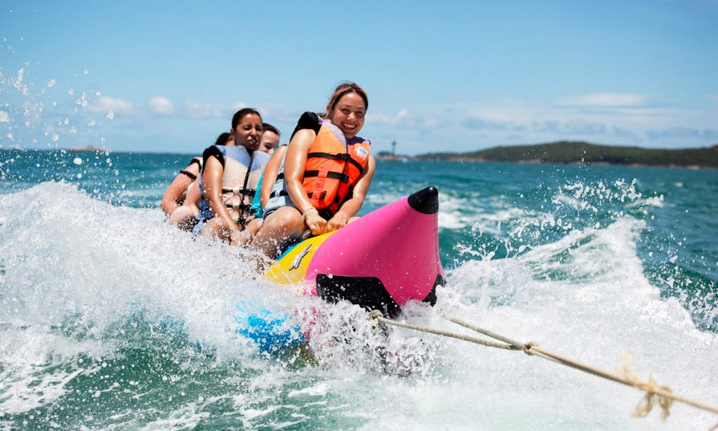 Exciting Banana Boat Rides & Tours in Brac, Croatia