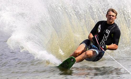 Enjoy Water Skiing In Supetar, Brac