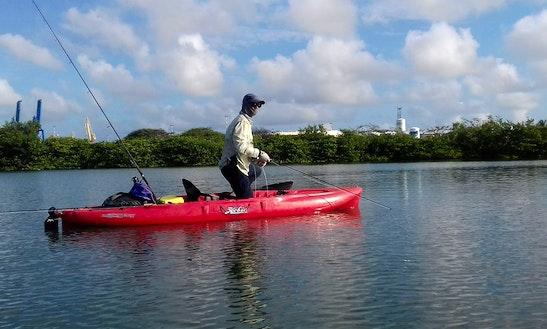 Enjoy Kayak Fishing Tours In Willemstad, Curaçao